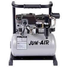 máy nén khí không dầu gast