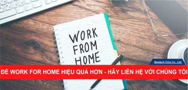 PHẦN MỀM QUẢN LÝ VÀ BAN HÀNH TÀI LIỆU - WORK FORM HOME